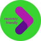 Recovery Friendly logo