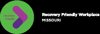 Recovery Friendly Workplace Missouri Logo